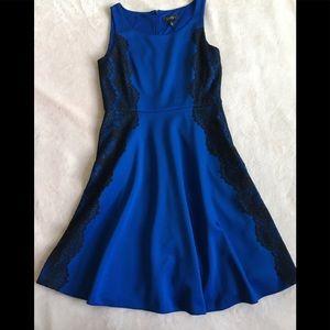 Jessica Simpson midi dress